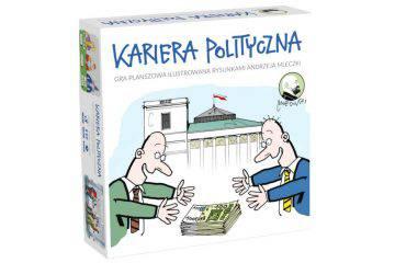 gra planszowa - kariera polityczna