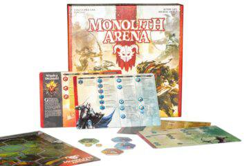 Monilth Arena