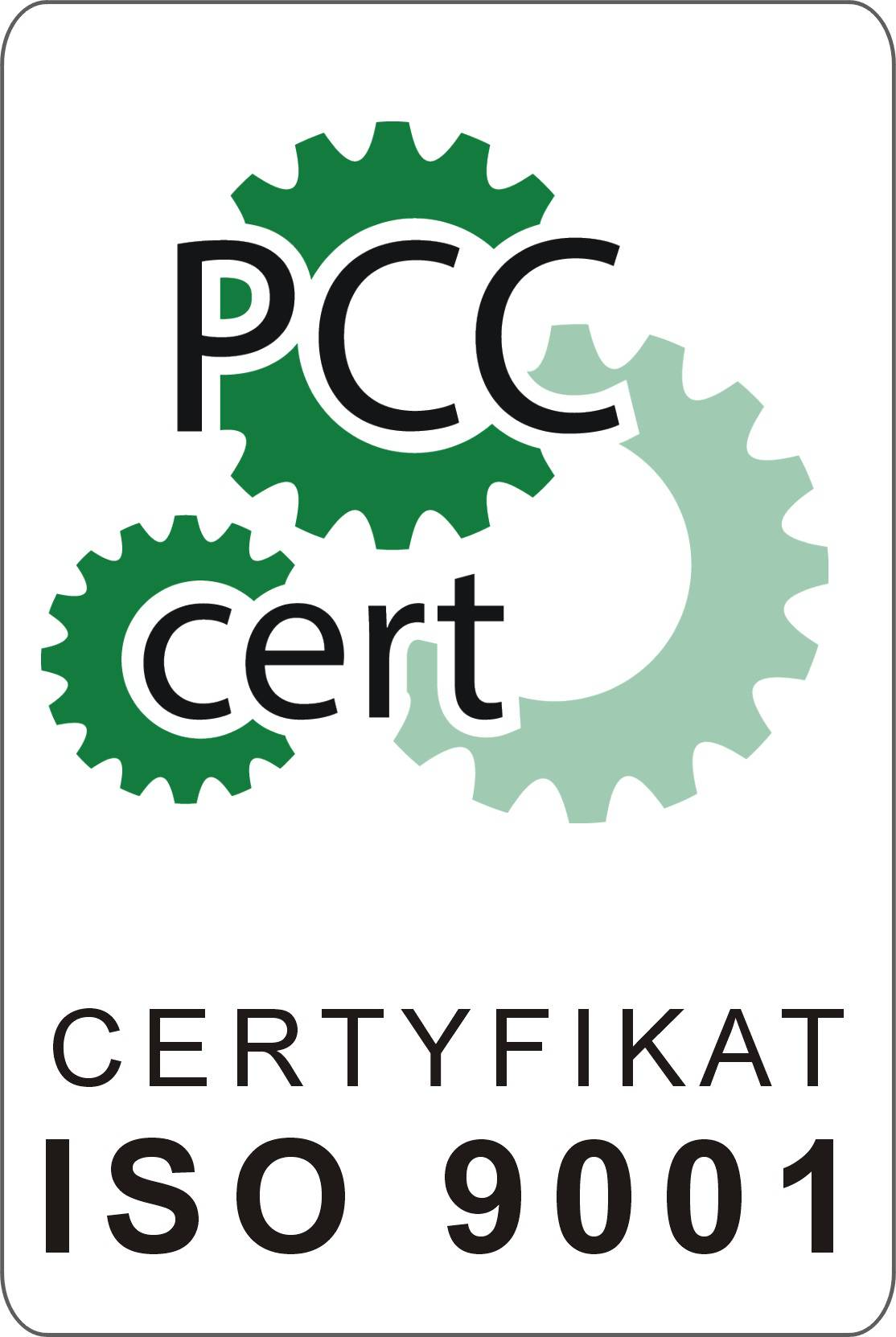 znak cert pcc QMS