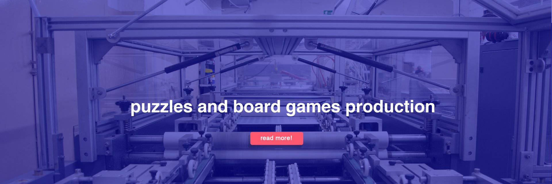 board games production