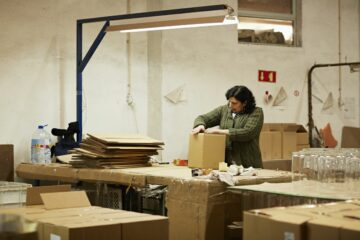 produkcja kartonow
